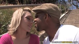 Lily Labeau Interracial Gangbang...