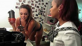 Skin Diamond BTS...