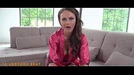 Horny stepMom waiting for hardcore anal interview