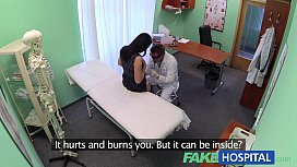 FakeHospital No health insurance...