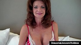 Hot Cougar Deauxma Tests...