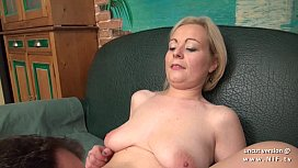 Gorgeous amateur french mom...