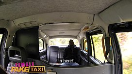 Female Fake Taxi Naughty...