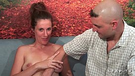 Casting couple amateur libertin...