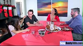(Ava Addams) Superb Wife With Big Juggs Love Hard Style Intercorse Clip-04