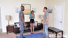 Black And White MILF Nookie Cookie Brooklyn Chase