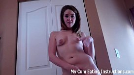 Eat your cum for...