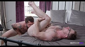NextDoorRaw - Johnny Hill Proves His Manhood By Taking Dick
