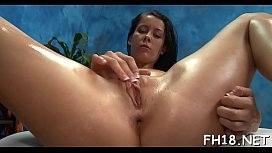 Hottie gets pussy drilled