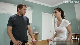 Molly Jane in Fucking my Step-Son for cash
