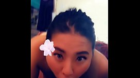 Snapchat Compilation asian little...