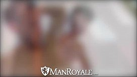 ManRoyale Cute guy gets...