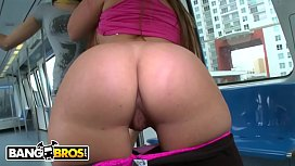 BANGBROS - Big Booty Babes Vanessa Lee &amp_ Summer Bailey Doing Crazy Things In Public!