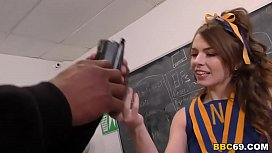 Cheerleader Teen Alex Blake...