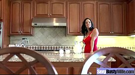 Sex Tape With Horny Sexy Naughty Busty Wife clip-29