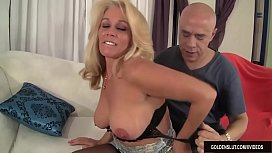 Mature Blonde Crystal Taylor...