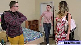 Sex Action With Bigtits Horny Housewife (nadia styles) vid-19