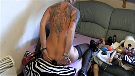 Mature lady breaks ass with massive toy - tightpussycam.com