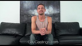 HD - GayCastings Cute guy...