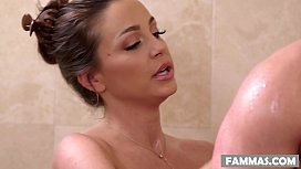 Stepsister massage - Abigail Mac...