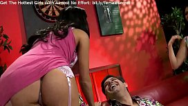 Horny Girls Delighted With...