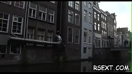 Mature dude takes a voyage to visit the amsterdam prostitutes