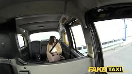 Fake Taxi Office romance...