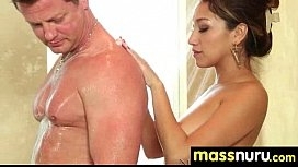 image - Sweetie gives a hot slippery nuru massage 6