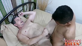 Horny asian twink Craig...