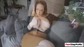 Sexy MILF loves sucking...
