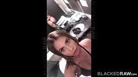 BLACKEDRAW Young wife addicted...