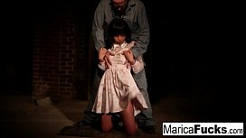 Marica gets stripped and...
