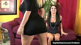 UK Sophie Dee and...