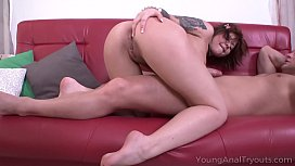Young Anal Tryouts - Beautiful...
