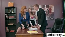 Sex In Office With...