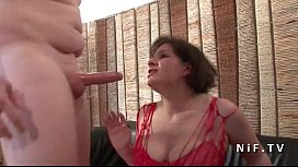 Squirt french bbw hard banged sodomized deepthroat and fist fucked