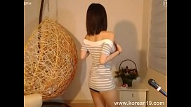Korea BJ sexy dance