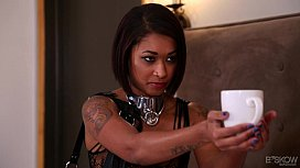 Skin Diamond and Claire...
