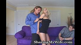 Sissy Hubby Offers Hot...