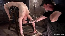 Huge ass Milf whipped and caned