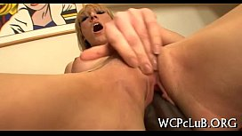 Beauty is double penetrated