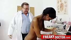 Doctor patient porn with...