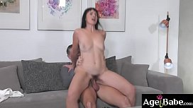 MILF Sissy wants more than a visit to Toby'_s new house, she wants to fuck
