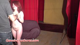 Erotic dance with 18yo asian redhead cutie preview