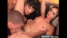 A very sexy squirt...