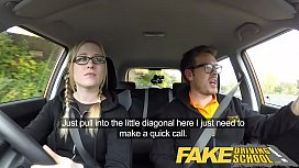 Fake Driving School pigtail...
