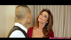 Bigtitted glamour milf pussy...