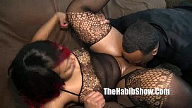 Thickred gets banged and...