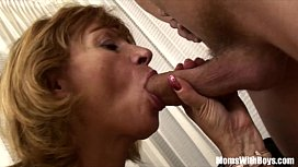 Cock Hungry Blonde Mama...