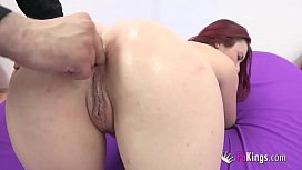 Joana'_s ass asks for more in this anal orgasm!